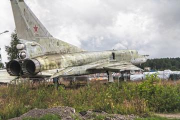 Supersonic bobmer Tupolev Tu-22M1