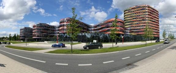 Panorama der Umweltbehörde