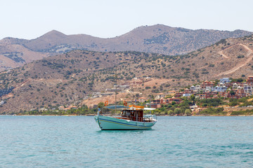 Bay of Elounda