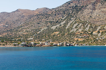 Bay of Elounda, Crete