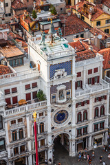 Marco square is the most famous and attractive square in Venice