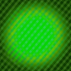 Abstract stripe grid green background