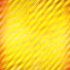 Abstract stripe yellow background