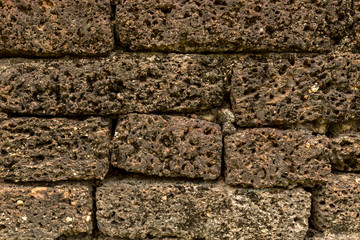 laterite wall texture pattern