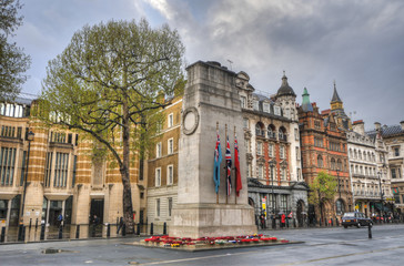 Cenotaph, London, UK