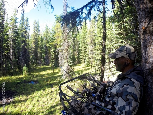 Tree Stand Blind - 70821662