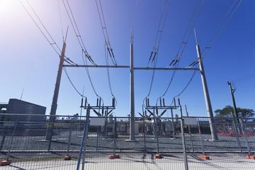 Power station equipment in China