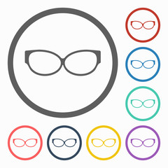 glasses icon