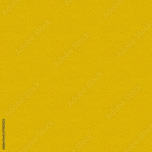 canvas print picture Metallized Colored Paper Texture, Yellow