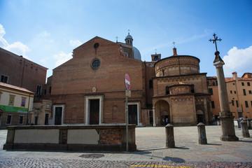 Battistero della Cattedrale, Padova