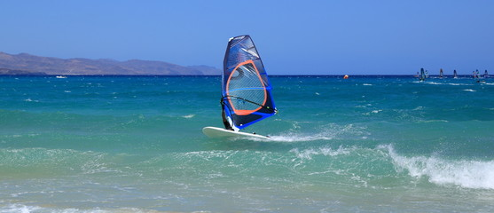 windsurf aux canaries