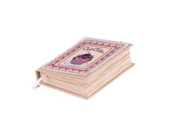 Beautiful handmade notebook.