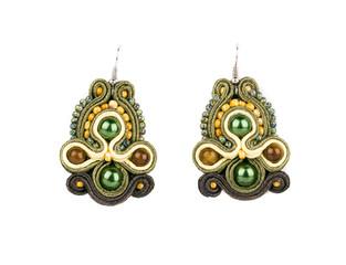 Beaituful handmade earrings.