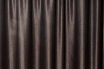 dunkler Vorhang