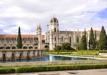 Monastery of the Hieronymites, Lisbon, Portugal
