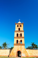 Stone Church Bell Tower