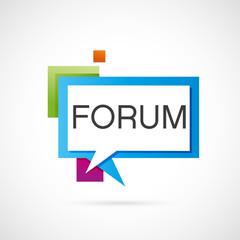 forum icône