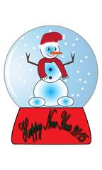 Snow globe 2