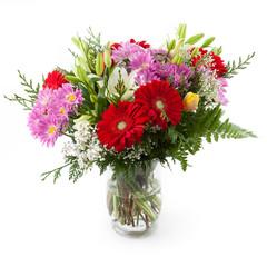 Bunch in a vase