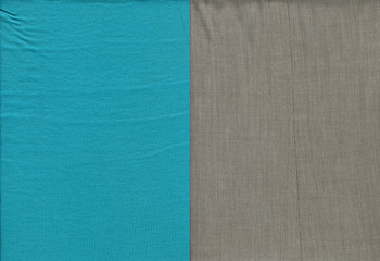 Set of fabric texture for background