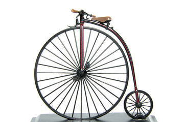 Penny Farthing Historical bicycle
