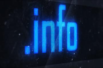 info domain names