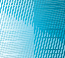 Blue background with grid strips texture pattern