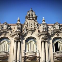 Havana, Cuba - Great Theatre