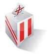 Wahlbox Peru