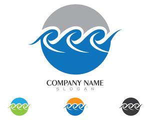 R Wave Logo 3