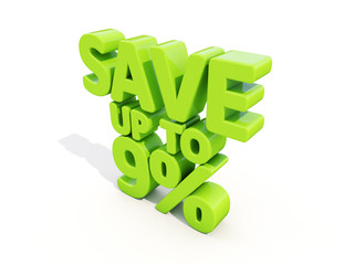 Save up to