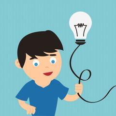 idea people illustration work