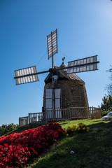 Restauration moulin à vent