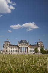 Deutschland, Berlin, Berlin-Tiergarten, Reichstagsgebäude