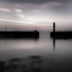 Großbritannien, Schottland, Edinburgh, Leuchtturm, Granton Harbour