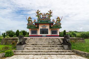 Chinese Cemetery (唐人墓) in Ishigaki Island (石垣島)