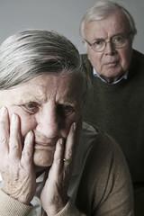 Portrait eines älteren Paares