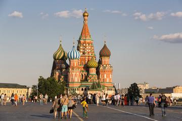 Russland, Moskau, Basilius-Kathedrale