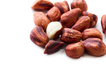 raw jungle peanuts