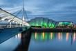 Leinwanddruck Bild - Glasgow
