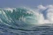 USA, Hawaii, Oahu, Welle am Nordufer