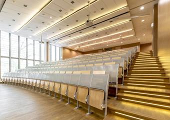 Polen, Warschau, Aula der Technischen Universität
