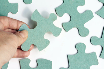 Das Puzzle-Teil
