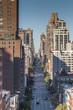 USA, Bundesstaat New York, New York City, First Avenue