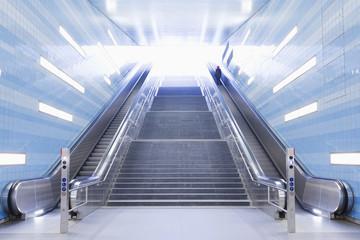 Deutschland, Hamburg, Hafencity, Universität, U-Bahnstation
