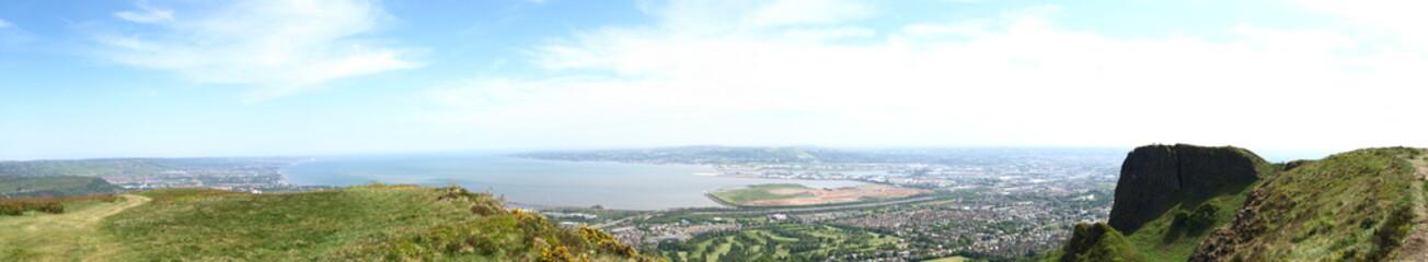 Belfast City Panoramic