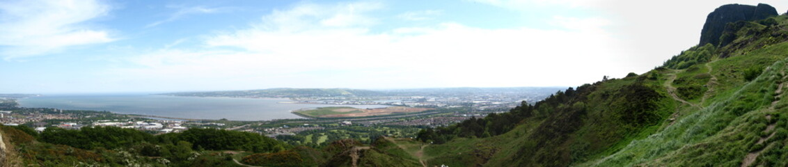 Belfast City Panoramic