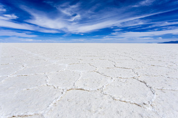 Bolivien, Altiplano, Salar de Uyuni