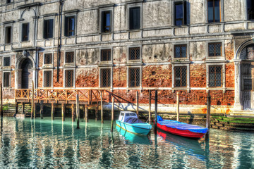 hdr canal
