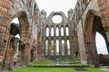 Medieval Cathedral of Elgin